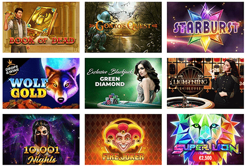 Vegas Hero hottest games